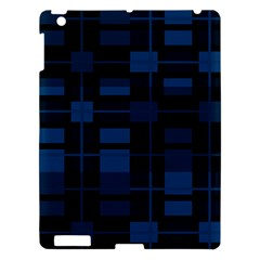 Pattern Apple Ipad 3/4 Hardshell Case by Valentinaart