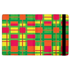 Pattern Apple Ipad 3/4 Flip Case by Valentinaart