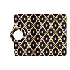 Flower Floral Line Star Sunflower Kindle Fire Hd (2013) Flip 360 Case by Alisyart