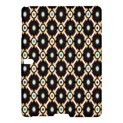 Flower Floral Line Star Sunflower Samsung Galaxy Tab S (10 5 ) Hardshell Case  by Alisyart
