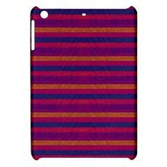 Lines Apple Ipad Mini Hardshell Case by Valentinaart