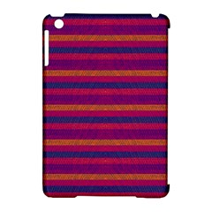 Lines Apple Ipad Mini Hardshell Case (compatible With Smart Cover)