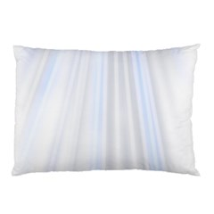 Layer Light Rays Purple Blue Pillow Case (two Sides) by Alisyart
