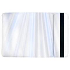 Layer Light Rays Purple Blue Ipad Air 2 Flip by Alisyart