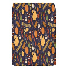 Macaroons Autumn Wallpaper Coffee Flap Covers (s)  by Alisyart
