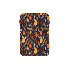 Macaroons Autumn Wallpaper Coffee Apple Ipad Mini Protective Soft Cases by Alisyart