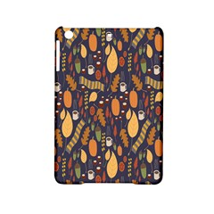 Macaroons Autumn Wallpaper Coffee Ipad Mini 2 Hardshell Cases by Alisyart