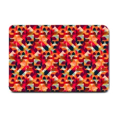 Modern Graphic Small Doormat  by Alisyart