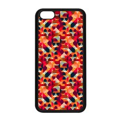 Modern Graphic Apple Iphone 5c Seamless Case (black) by Alisyart