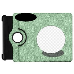 Golf Image Ball Hole Black Green Kindle Fire Hd 7  by Alisyart