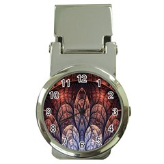 Abstract Fractal Money Clip Watches by Simbadda