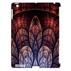 Abstract Fractal Apple Ipad 3/4 Hardshell Case (compatible With Smart Cover) by Simbadda
