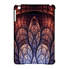 Abstract Fractal Apple Ipad Mini Hardshell Case (compatible With Smart Cover) by Simbadda