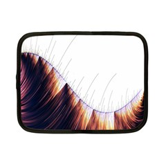 Abstract Lines Netbook Case (small)  by Simbadda