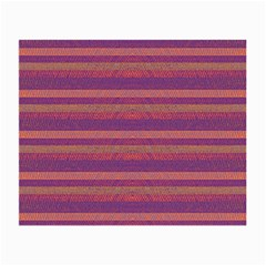 Lines Small Glasses Cloth (2 Side) by Valentinaart
