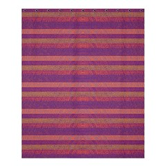 Lines Shower Curtain 60  X 72  (medium)  by Valentinaart