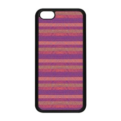 Lines Apple Iphone 5c Seamless Case (black) by Valentinaart
