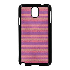 Lines Samsung Galaxy Note 3 Neo Hardshell Case (black) by Valentinaart