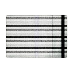 Lines Apple Ipad Mini Flip Case by Valentinaart
