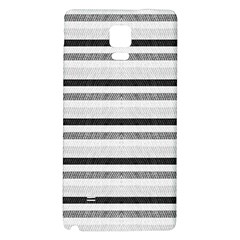 Lines Galaxy Note 4 Back Case by Valentinaart