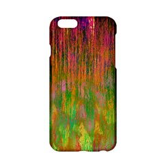 Abstract Trippy Bright Melting Apple Iphone 6/6s Hardshell Case by Simbadda