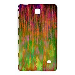 Abstract Trippy Bright Melting Samsung Galaxy Tab 4 (8 ) Hardshell Case
