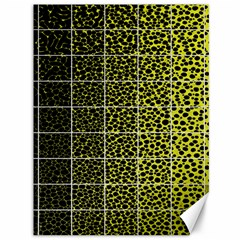 Pixel Gradient Pattern Canvas 36  X 48   by Simbadda