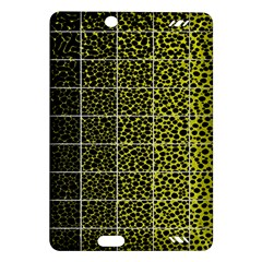 Pixel Gradient Pattern Amazon Kindle Fire Hd (2013) Hardshell Case by Simbadda