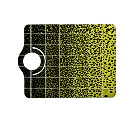 Pixel Gradient Pattern Kindle Fire Hd (2013) Flip 360 Case by Simbadda