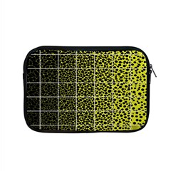 Pixel Gradient Pattern Apple Macbook Pro 15  Zipper Case by Simbadda