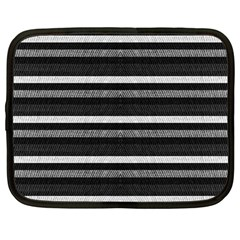 Lines Netbook Case (large) by Valentinaart