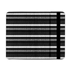 Lines Samsung Galaxy Tab Pro 8 4  Flip Case by Valentinaart