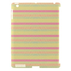 Lines Apple Ipad 3/4 Hardshell Case (compatible With Smart Cover) by Valentinaart