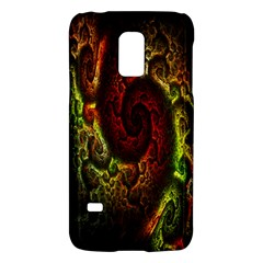 Fractal Digital Art Galaxy S5 Mini by Simbadda