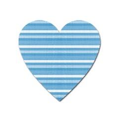 Lines Heart Magnet by Valentinaart