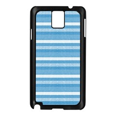 Lines Samsung Galaxy Note 3 N9005 Case (black) by Valentinaart