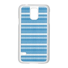 Lines Samsung Galaxy S5 Case (white) by Valentinaart