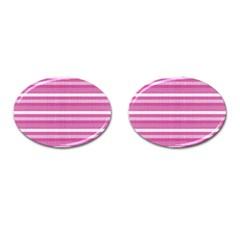 Lines Cufflinks (oval) by Valentinaart
