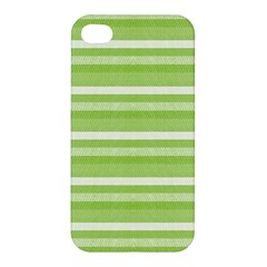 Lines Apple Iphone 4/4s Premium Hardshell Case by Valentinaart