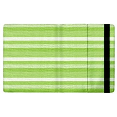 Lines Apple Ipad 2 Flip Case by Valentinaart