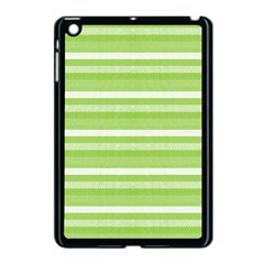 Lines Apple Ipad Mini Case (black) by Valentinaart