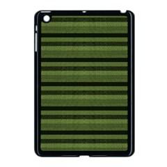 Lines Apple Ipad Mini Case (black) by Valentinaart
