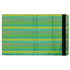 Lines Apple Ipad 3/4 Flip Case by Valentinaart