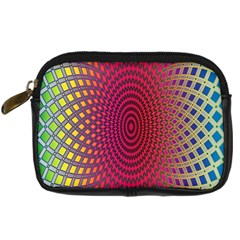 Abstract Circle Colorful Digital Camera Cases by Simbadda