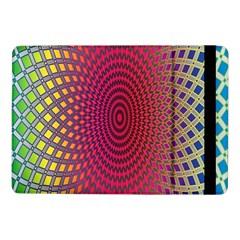 Abstract Circle Colorful Samsung Galaxy Tab Pro 10 1  Flip Case by Simbadda