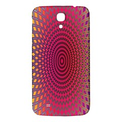 Abstract Circle Colorful Samsung Galaxy Mega I9200 Hardshell Back Case by Simbadda