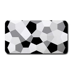 Pentagons Decagram Plain Triangle Medium Bar Mats by Alisyart