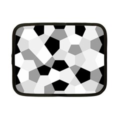 Pentagons Decagram Plain Triangle Netbook Case (small)  by Alisyart