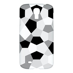 Pentagons Decagram Plain Triangle Samsung Galaxy S4 I9500/i9505 Hardshell Case by Alisyart