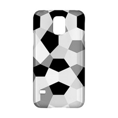 Pentagons Decagram Plain Triangle Samsung Galaxy S5 Hardshell Case  by Alisyart